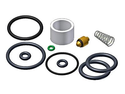 Genuine Hill Pump MK4 Full Rebuild Kit